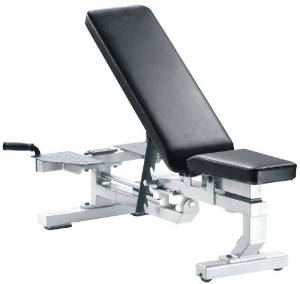 York DB4 Dumbbell Bench